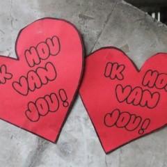 The Happy Voices zingen voor Valentijn