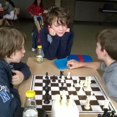 Leef happy : de schaakkampioen?