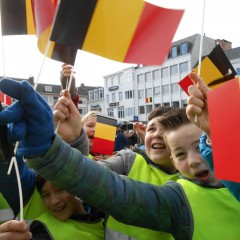 Koning Filip bezoekt Turnhout
