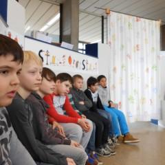 Bib-bezoek jeugdboekenweek
