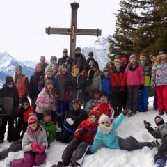 Na Van Aert, de sneeuwklassers kampioen !