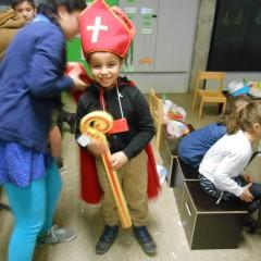 Sinterklaasleescircuit met 1e, 2e en 6e leerjaar.