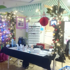 Kerstmarkt in de Fonteinstraat!