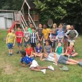 SVS minitennis 3e en 4e leerjaar