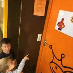 Sportdag kleuterschool : SUPERHELDEN