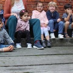Onze eerste schooldagen!