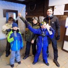 Dag 5: Skiën, glijden, wandelen en après-ski, meer moet dat niet zijn !