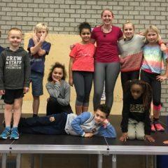 MOEV danshappening 1e tot 6e leerjaar