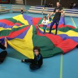 Sportdag kleuters : Circus