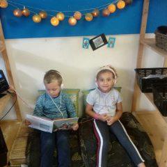 Opendeurtjes dag: klasdoorbrekend spelen