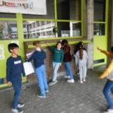 Fotozoektocht door onze school.