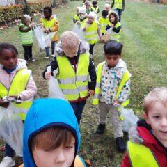 Herfst in de gele klas