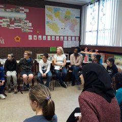 Voorlezen in het vierde leerjaar