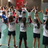 Sportinstuif op school